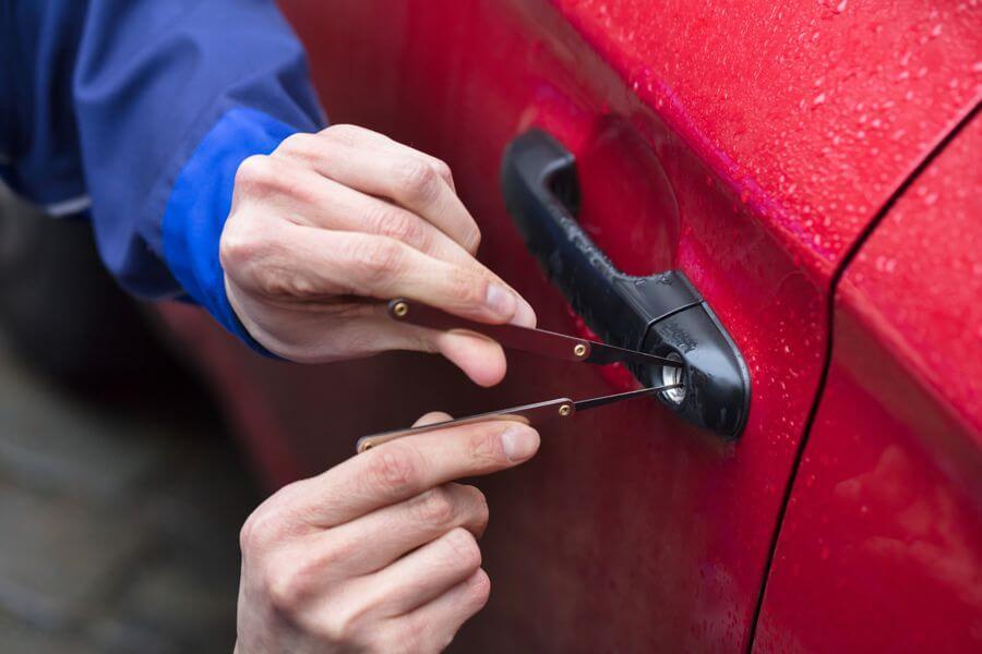 Schlüsseldienst Asemwald Autoöffnung